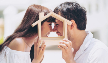 Immobilienkäufer werden immer jünger statt älter