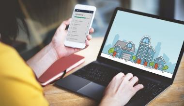 Finztep will breit gestreute Immobilieninvestments vereinfachen