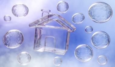 Blasengefahr am deutschen Immobilienmarkt bleibt (noch) niedrig