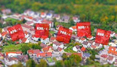 Studie: Immobilienkauf über Makler ist billiger als ohne