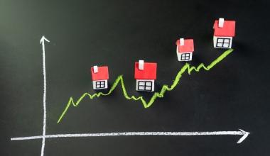 Preise für Eigentumswohnungen schnellen in die Höhe