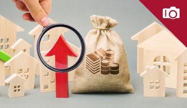 In diesen deutschen Städten steigen die Immobilienpreise besonders stark