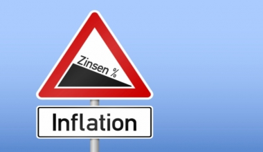Neue Studie: So frisst die Inflation die Zinsen auf