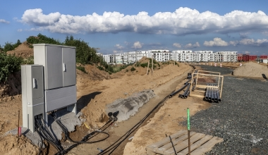 M&G legt weltweit ersten börsennotierten Infrastrukturfonds auf