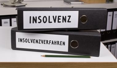 Unternehmensinsolvenzen in Deutschland sinken auf neues Tief