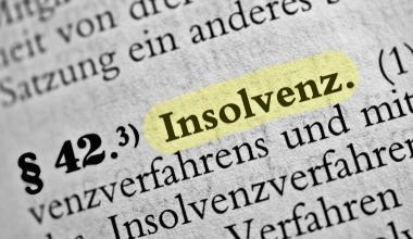 Zahl der Großinsolvenzen in Deutschland steigt sprunghaft an