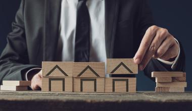 Investoren setzen immer stärker auf Immobilien