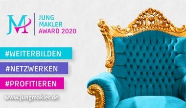 Jungmakler Award geht in eine neue Runde