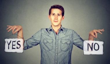 Zukunftsvorsorge: Kunden gewinnen, die sich nicht entscheiden können