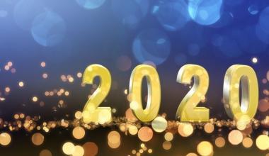 Auf Wiedersehen im Jahr 2020!