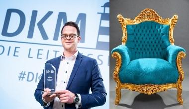 Jungmakler im Gespräch: Der Zweitplatzierte Daniel Jokisch