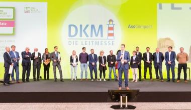 DKM News: Messezeit ist Award-Zeit