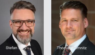 Ecclesia Gruppe gewinnt zwei neue Geschäftsführer