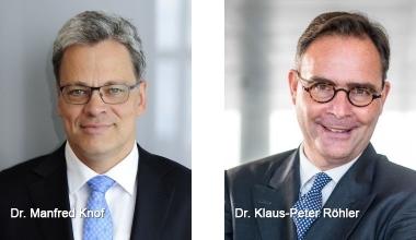 Allianz-Führungswechsel: Röhler folgt auf Knof