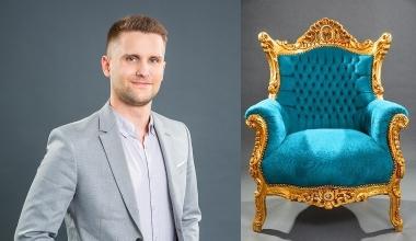 Jungmakler im Gespräch: Finalist Nicolas Kocher