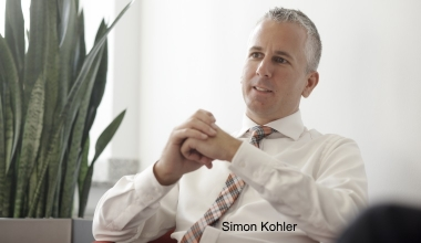 "Jungmakler Simon Kohler: ""Aus verrückten Ideen ist ein konkreter Fahrplan geworden"""