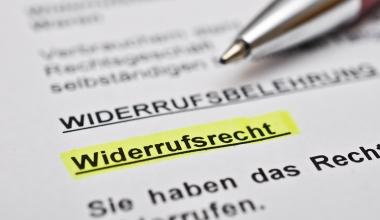 """Lebensversicherung: Neue Etappe beim """"ewigen Widerrufsrecht""""?"""