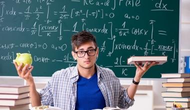 Verdienst allein kann Mathematiker nicht für Versicherer begeistern