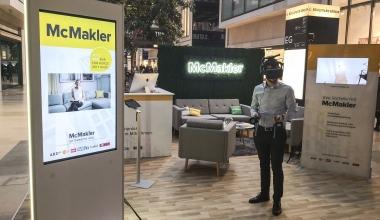 McMakler eröffnet ersten Pop-up-Store in Hamburg
