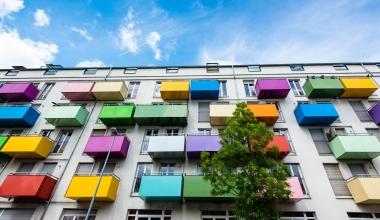 Investitionen in Mehrfamilienhäuser knacken neue Rekordmarke