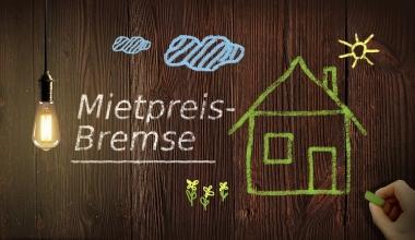 Bundestag verlängert und verschärft die Mietpreisbremse