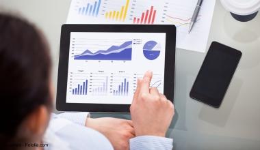 Aktien und Renten dominieren institutionelle Portfolios