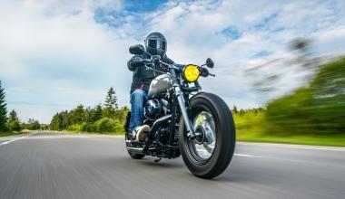 So viel können Motorradfahrer beim Wechsel der Versicherung sparen