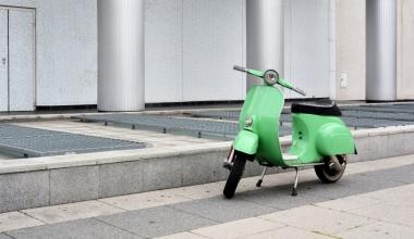 GDV: Weniger gestohlene Mofas und Mopeds im Jahr 2014
