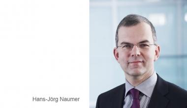 """Allianz-Experte Naumer: """"Für den Nachwuchs sollte man im Prinzip zu 100% in Aktien investieren"""""""
