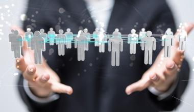 Smarte Akquise im Netz: Networking statt Klinkenputzen