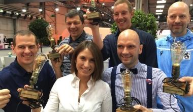 Award auf der DKM: Vermittler für ihr Onlinemarketing ausgezeichnet