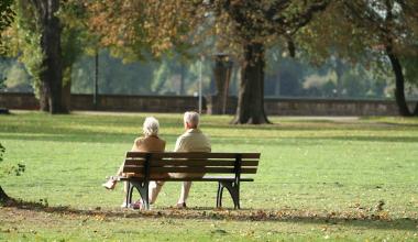 Lebenserwartung erneut leicht gestiegen