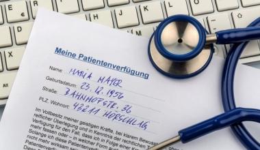 Immer mehr Deutsche verfassen eine Patientenverfügung