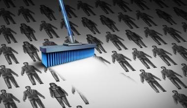 Weniger Beschäftigte – Personalmaßnahmen der Versicherer zeigen Wirkung
