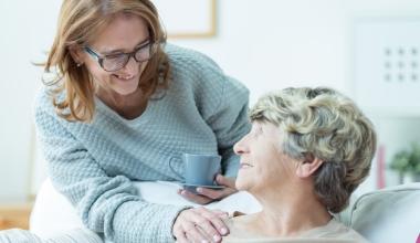Drei Viertel aller Pflegebedürftigen werden zu Hause versorgt