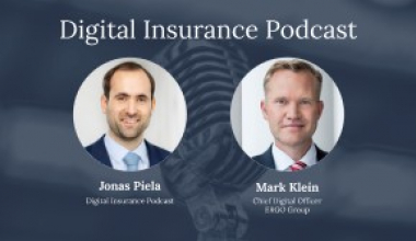 Mark Klein zu Gast beim Digital Insurance Podcast