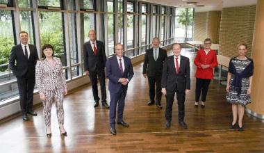 Provinzial NordWest und Provinzial Rheinland besiegeln Fusion