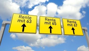 Junge Deutsche wünschen sich früheren Rentenbeginn