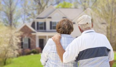 Ältere Eigenheimbesitzer haben keine Lust auf Kredite