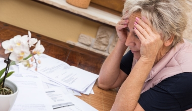 Generation 50plus: Sorgen über den Ruhestand