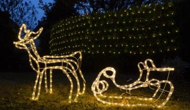 Weihnachtsglanz in LED: Welche Deko ist eigentlich erlaubt?