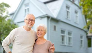 Wie zufrieden sind Rentner mit Wohneigentum?
