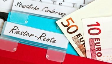 VOLKSWOHL BUND: Riester-Rente mit Zusatzbaustein