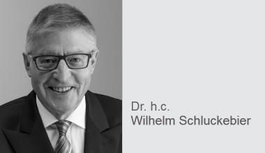 Dr. h.c. Wilhelm Schluckebier wird neuer Versicherungsombudsmann