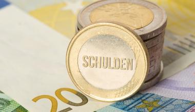 Deutsche Unternehmen häufen Rekordschulden an