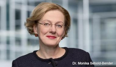 Dr. Monika Sebold-Bender wechselt von der Generali zur ERGO