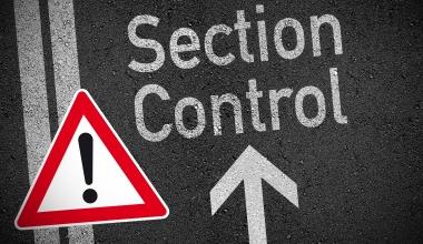 """Verkehrsüberwachung mittels """"Section Control"""" braucht Rechtsgrundlage"""