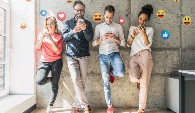 Versicherer zu wenig dort, wo junge Kunden sind – auf Instagram & Co.