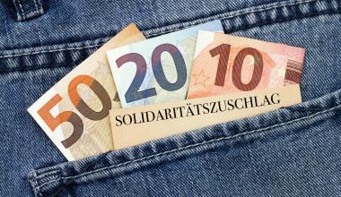 Steuerentlastung durch Soli-Wegfall: Hohe Bereitschaft zum Sparen
