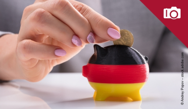 Dafür sparen die Deutschen in Zeiten von Corona